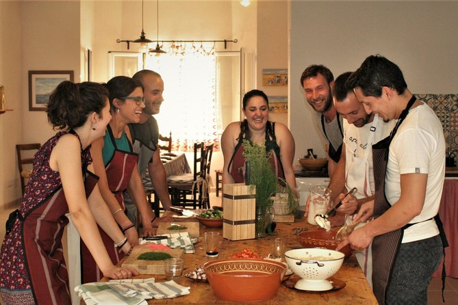 Traditional recipes cooking experience