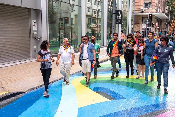 LGBT+ City Tour - Santiago