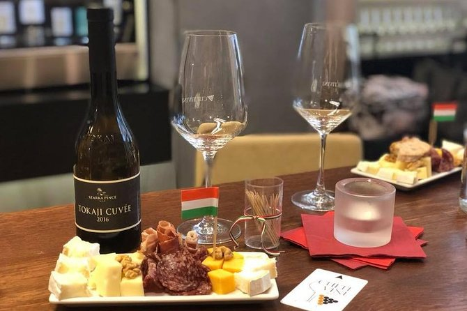 Premium Wine Tasting Package