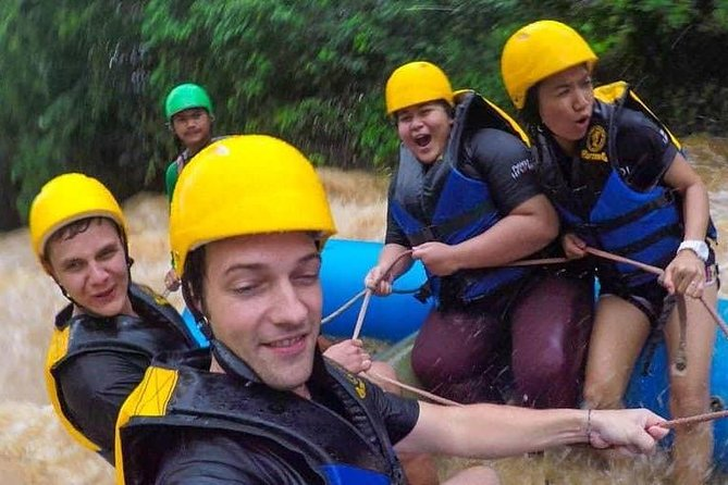 Get your adrenaline fix on this 4-in-1 Jungle Rafting & ATV Adventure photo 1
