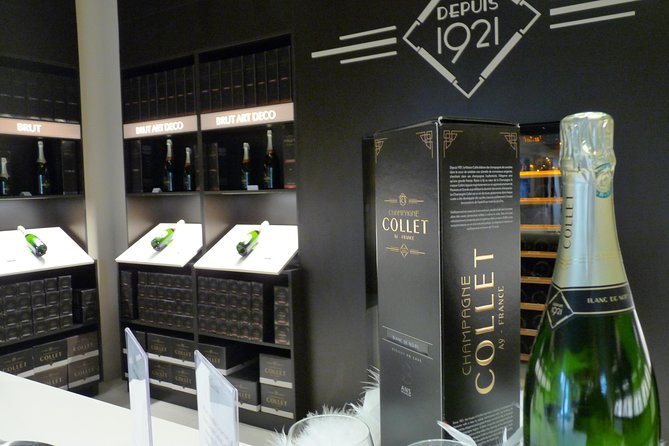 One day in Champagne : winery, tastings and Reims cathedral