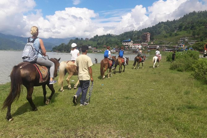 Horse Riding TO Sarangkot