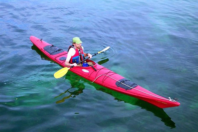 Phang Nga Bay kayaking day trip