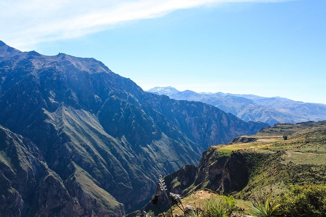 Colca Valley and Canyon tour from Arequipa