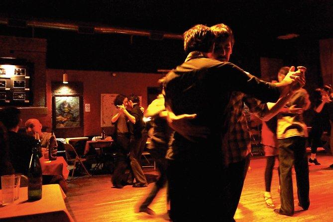 Premium Milonga Tango Experience in Buenos Aires
