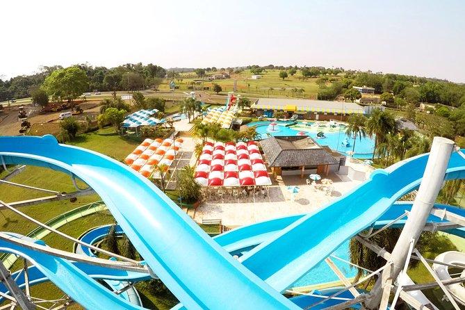Aquamania vattenpark biljett
