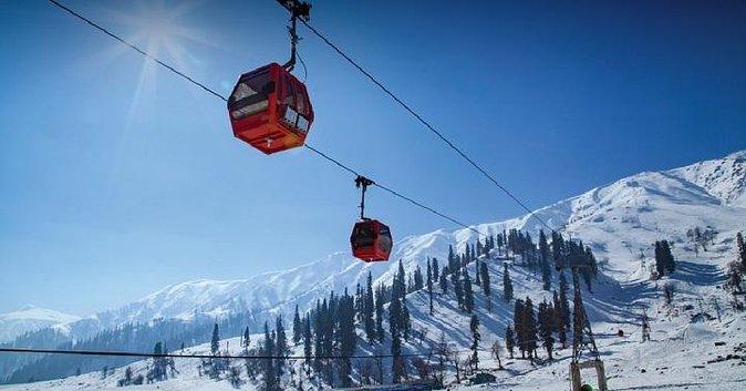 Kashmir Winter Package