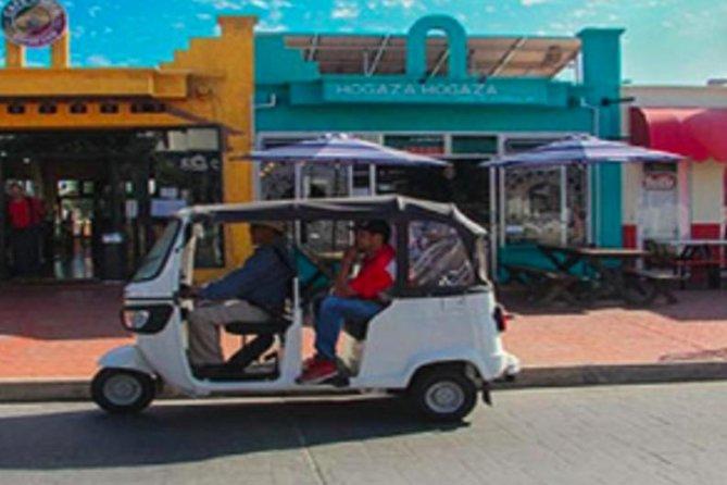Ensenada: Tuk Tuk, Beach and Bar Tour
