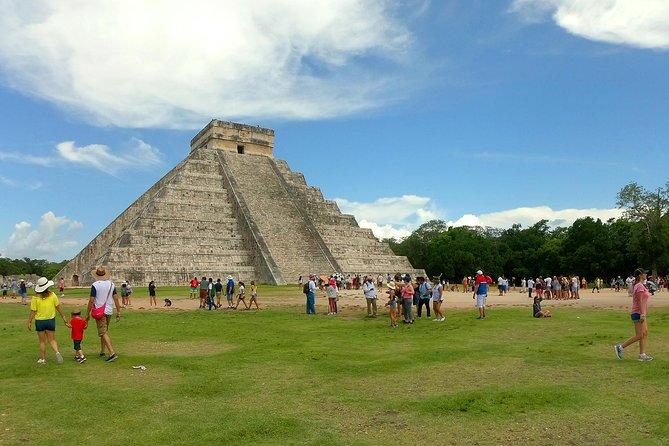 CHICHEN ITZA REGULAR TOUR, Cenote Saamal, Buffet, Valladolid (No hidden fees)