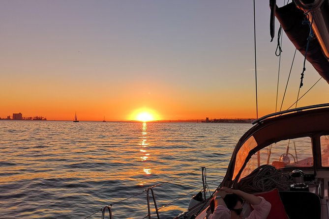 The Best Sunset Sailing Tour in Lisbon on a Luxury Sailing Yacht