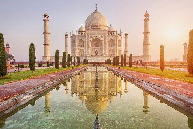 4 Days Golden Triangle Tour From Delhi