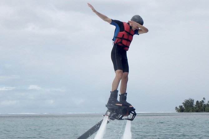 Flyboard and Hoverboard Moorea