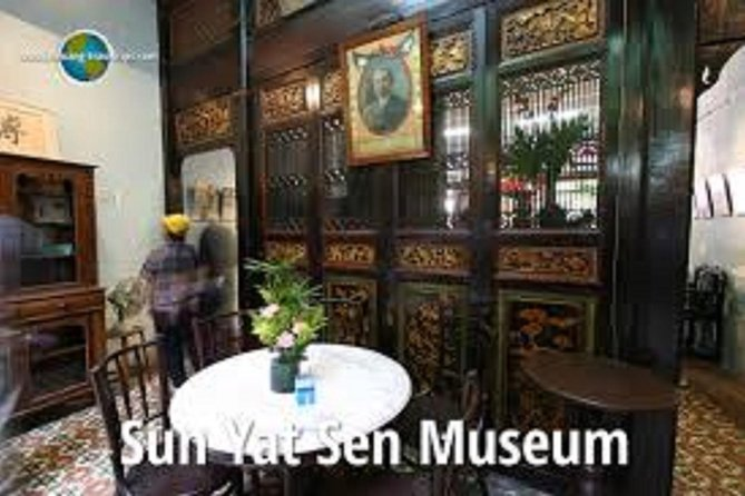 Sun Yat Sen Museum Admission Ticket