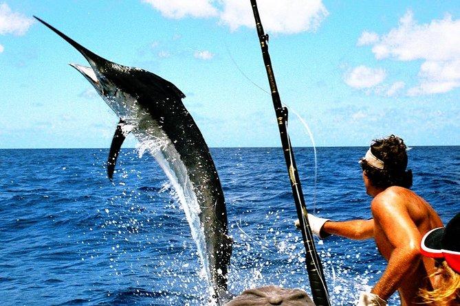 Tour de Pesca no Mar Profundo
