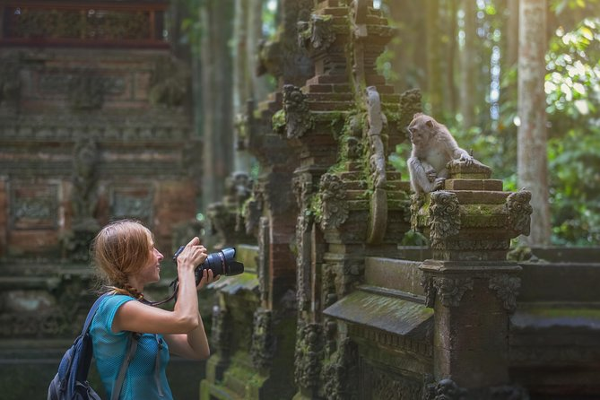 Ubud Small Group Tour: Monkey Forest, Tegalalang Rice Terraces and more