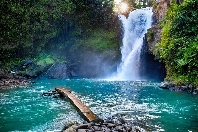 Bali Adventure Tour: Hidden Canyon, Tegenungan Waterfall, Goa Gajah temple