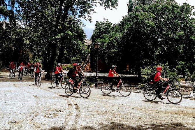 Bike Tour- Madrid Retiro Park & Down Town, ?MISTERY & SECRETS