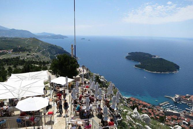 Selfie Tour (panorama Of Dubrovnik)