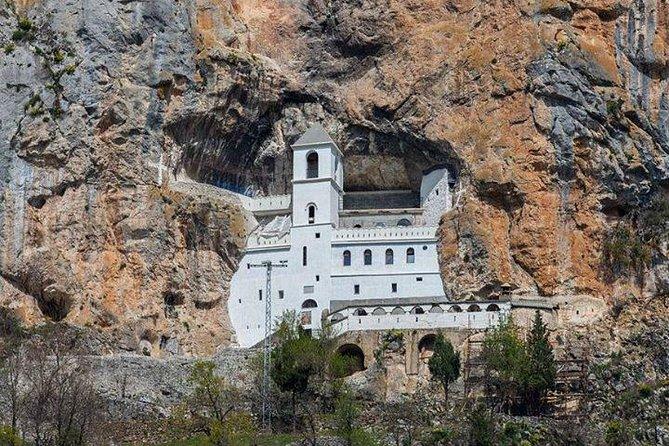 Smiley Ostrog Monastery and other Orthodox Monasteries