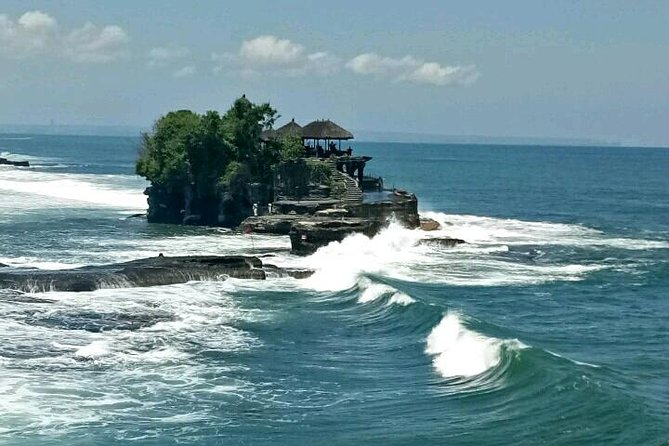 Monkey forest And Tanah Lot
