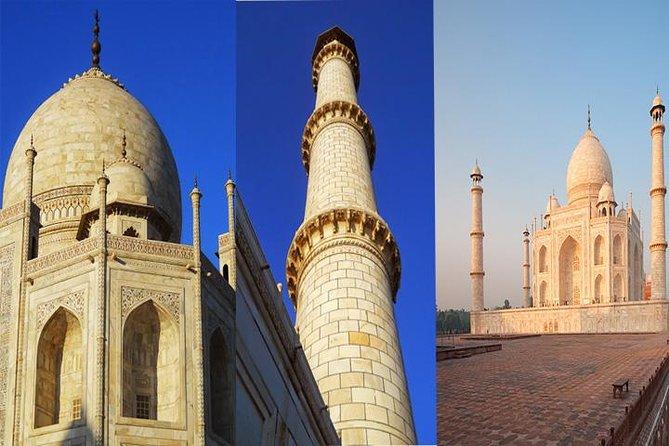 1 Day Taj Mahal Tour with Mughal Experience
