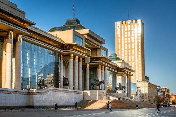 Ulaanbaatar city tour