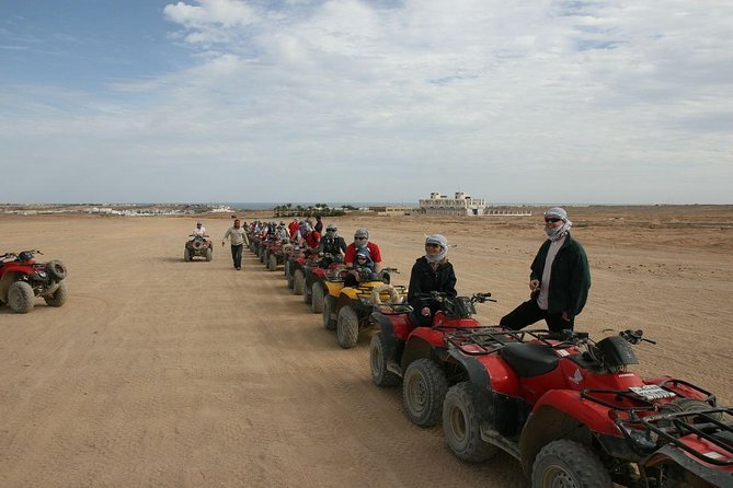 Badwaiyan Village Safari from Hurghada