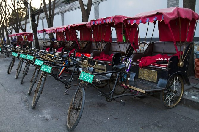 Small Group Beijing City Tour and Visiting Hutong and Lama Temple