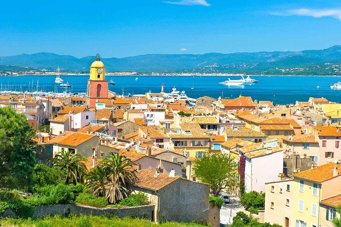 Saint-Tropez, Port Grimaud & Golden Coast Small group full-day Tour