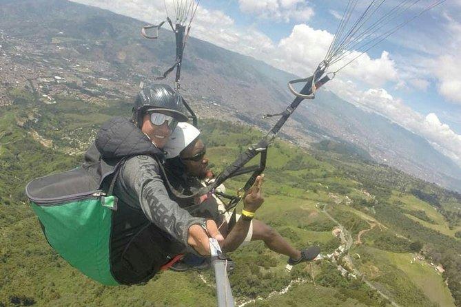 Tour Paragliding