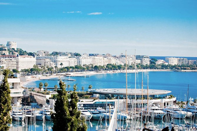 Small group half-day excursion to Cannes, Antibes & St-Paul de Vence