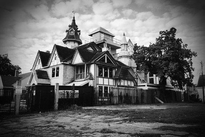 Haunted San Antonio