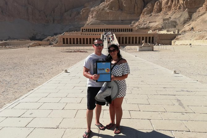 Luxor Trip from Hurghada (Valley of the kings,Karnak temple,Hatshepsut's temple)