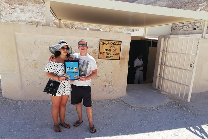 Luxor & Dendera Day Trip from Hurghada