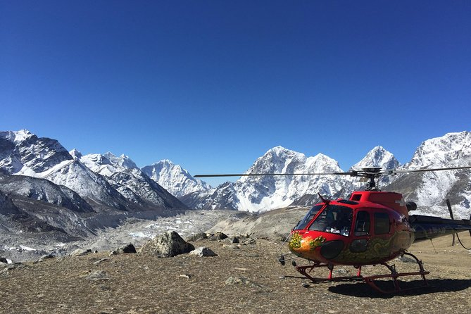 Everest Base Camp Helicopter Tour -