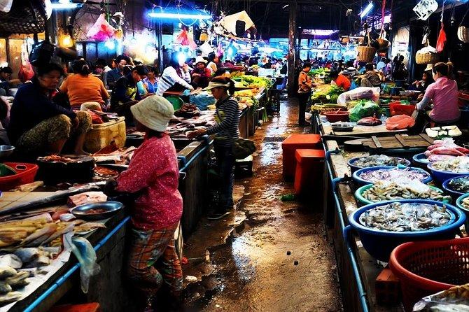 Siem Reap City Walking Tour