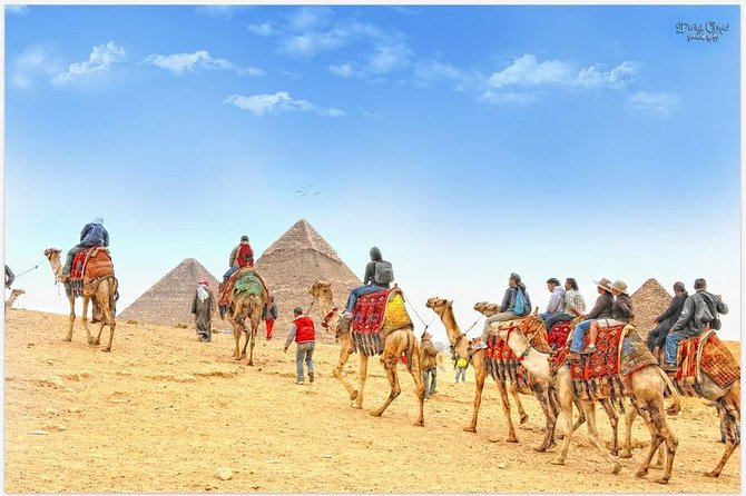 Pyramids of Giza and the Egyptian Museum Layover Tour from Cairo Airport