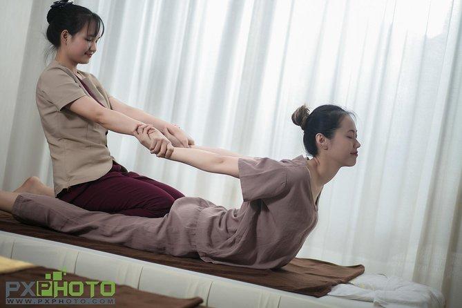 90 Minutes Thai Royal Massage