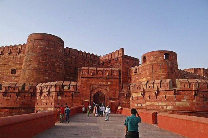 Overnight Trip Agra from New Delhi photo 2