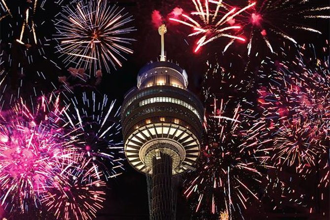 New Year's Eve at Sydney Tower 360 Bar and Dining 2019