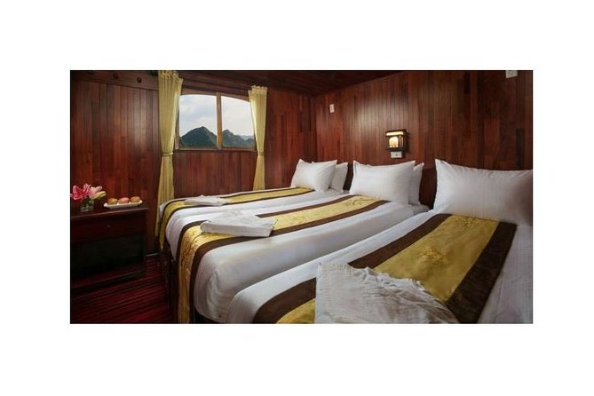 Hanoi homestay and Standard Cruise Halong
