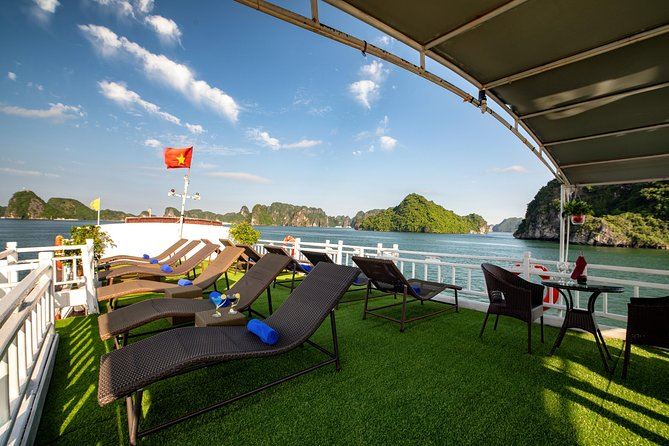 Halong Bay 2 Days 1 Night Excursion - Superior Cruise with full board services