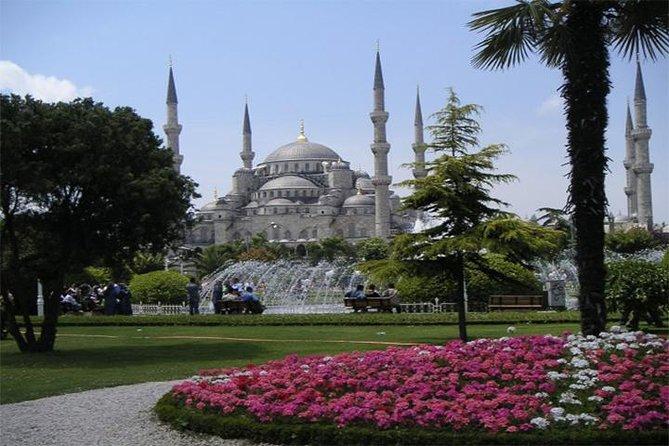 Istanbul Old City Tour Blue Mosque, Hagia Sophia,Topkapi Museum and Grand Bazzar
