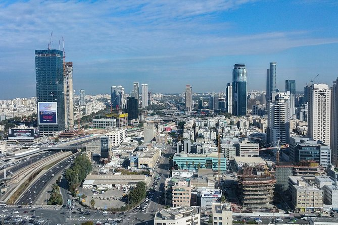 Tel Aviv (TLV) Highlights City Tour from Jerusalem