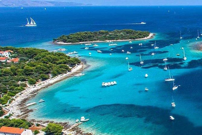 Private Blue Lagoon & 3 Islands Trip