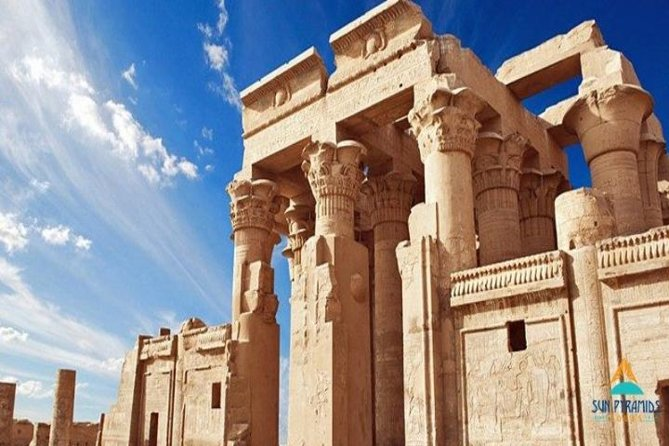 Package 8 days 7 nights to Pyramids, Luxur & Aswan by Train