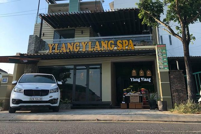 90' luxury massage with free pickup from Da Nang Airport transfer to Hoi An