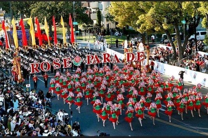 Rose Parade Tour