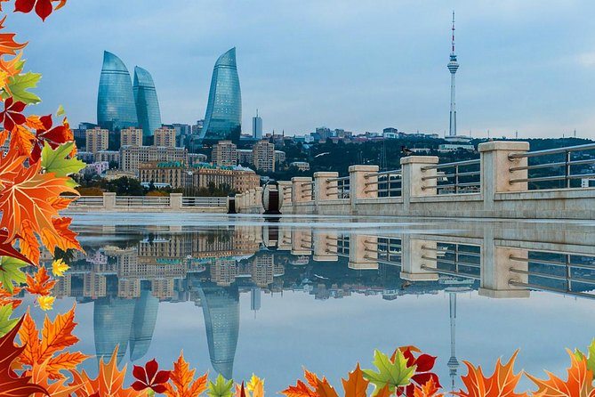Autumn tour of Baku