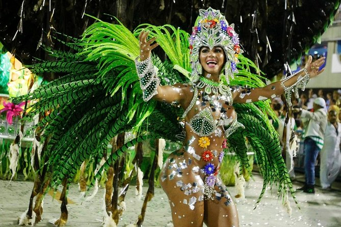 Samba School Rehearsal with fun dance lessons